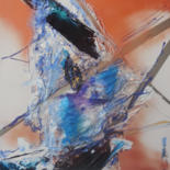 100x100 cm ©2013 by Meiling kergourlay