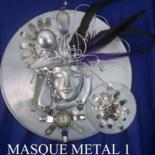 GALERIE D'OBJETS  2                  Masques Lampes etc by France