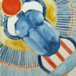 19x12 in ©2000 by MILES BEGAY