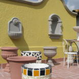 Miniature architecture: accessories for patios and gardens by Francisco del Pozo Parés