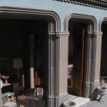 Miniature architecture : shop windows by Francisco del Pozo Parés