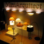 Miniature Architecture : lighting by Francisco del Pozo Parés