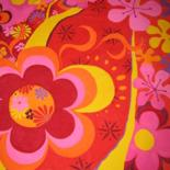 Fleurs popdelic by Nathalie Pouillault Boyaval