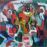 100x100 cm ©2010 by Olivier Dumont