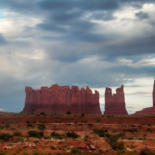 Monument Valley by ALAIN BRASSEUR