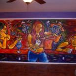 14x8 ft ©2011 by Oscar Galvan