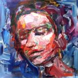 Portraits acryliques by Patricia Le Lay