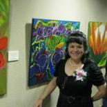 The First Latina Annual Art Exhibit 2011 by Drapala Gallery