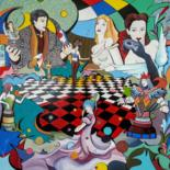 130x162 cm © by Philippe sidot et Charlotte Carsin