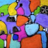 100x81 cm ©2012 by Jacqueline PIZANO
