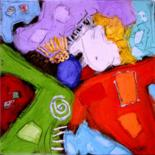 50x50 cm ©2012 by Jacqueline PIZANO
