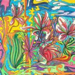 50x70x1 cm ©2012 by solo spence