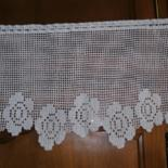 14.6x25.6 in © by Martine Pirotte (Art Création crochet tricot)
