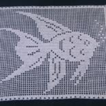 16.5x20.5 in © by Martine Pirotte (Art Création crochet tricot)
