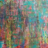 """Painting titled """"No Name"""" by Romain Rossi, Original Art, Acrylic"""