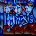 Cubisme by Romuald CANAS CHICO