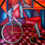 130x97 cm ©2011 by Romuald CANAS CHICO
