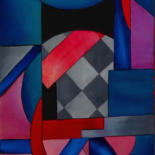 30x100 cm ©2011 by Romuald CANAS CHICO