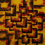 60x60 cm ©2012 by Romuald CANAS CHICO