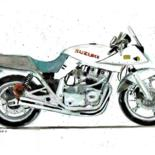 Motociclette / Motorcycles by Schascia