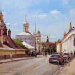 Old Moscow by Shalaev Alexey