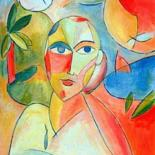 """Painting titled """"Untitled 1"""" by Simon Taylor, Original Art,"""
