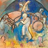 jazz series/ new paintings by Simon Taylor