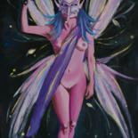 """Painting titled """"Reconcile"""" by Sliver Moon Designs, Original Art, Oil"""