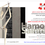 ART EXHIBITIONS / EXPOSITIONS by Sylvie Hamou