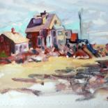 some value priced Smaller Plein Air Oils by Don Bourret