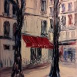 AU BON CRU - place Gailleton LYON 2 by Thierry Chanal