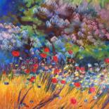 Jardins des rêves: At Monet's garden summer 2014 by Ann Dunbar