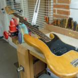 Fender Precision Bass 76 by Jean Trabalon