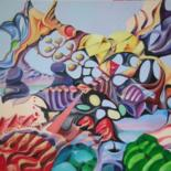 80x100 cm ©2008 by Victor X