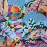 80x100 cm ©2009 by Victor X