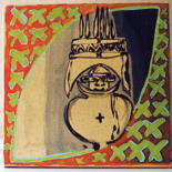 28x28 cm ©1998 by Virginie Gallé