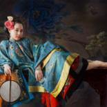20.9x29.5x3.9 in ©2012 by Wang Ming Yue 王明月