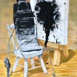 Encres, tâches et coulures.../ Inks, stains and streaks ... by Xale