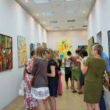 """Without Mind"" august 2009 - solo exhibition review by Vladimir Zagitov"